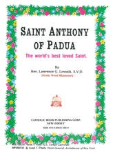 Load image into Gallery viewer, Saint Anthony of Padua