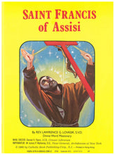 Load image into Gallery viewer, Saint Francis of Assisi