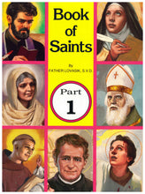 Load image into Gallery viewer, Book Of Saints 1