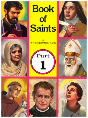 Book Of Saints 1