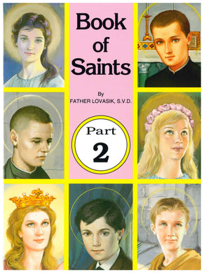 Book Of Saints 2