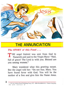 The Feasts of Jesus