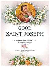 Load image into Gallery viewer, Good Saint Joseph