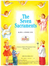 Load image into Gallery viewer, The Seven Sacraments
