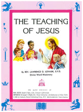 Load image into Gallery viewer, The Teaching of Jesus