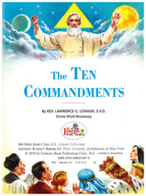 Load image into Gallery viewer, The Ten Commandments