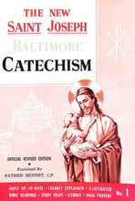 Load image into Gallery viewer, The New Saint Joseph Baltimore Catechism #2