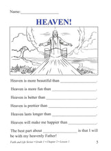 Load image into Gallery viewer, Our Heavenly Father Activity Book