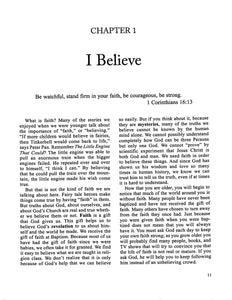 Credo: I Believe Student Textbook