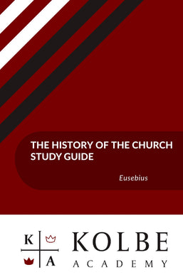 The History of the Church Study Guides
