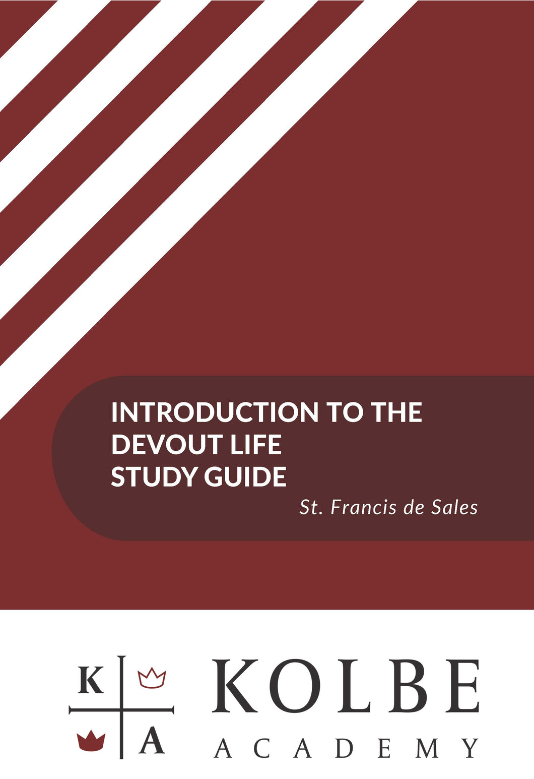 Introduction to the Devout Life Study Guides