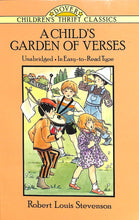 Load image into Gallery viewer, A Child's Garden of Verse