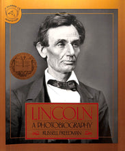 Load image into Gallery viewer, Lincoln: A Photo Biography