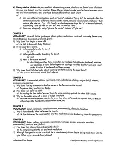 Junior High Literature Teacher Manual