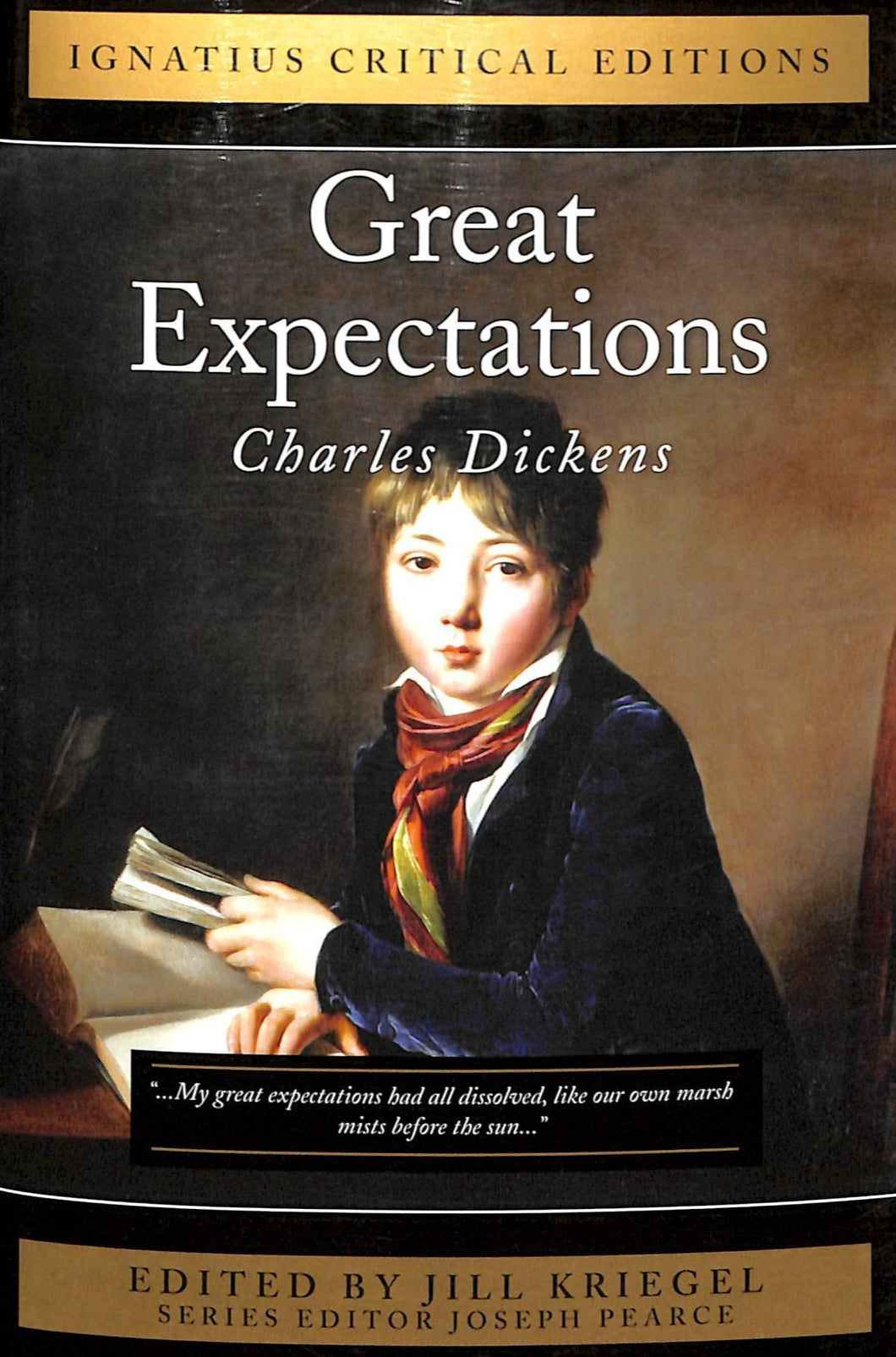 Great Expectations: Ignatius Critical Edition