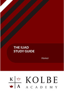 The Iliad Study Guides