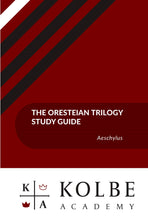 Load image into Gallery viewer, The Oresteian Trilogy Study Guides