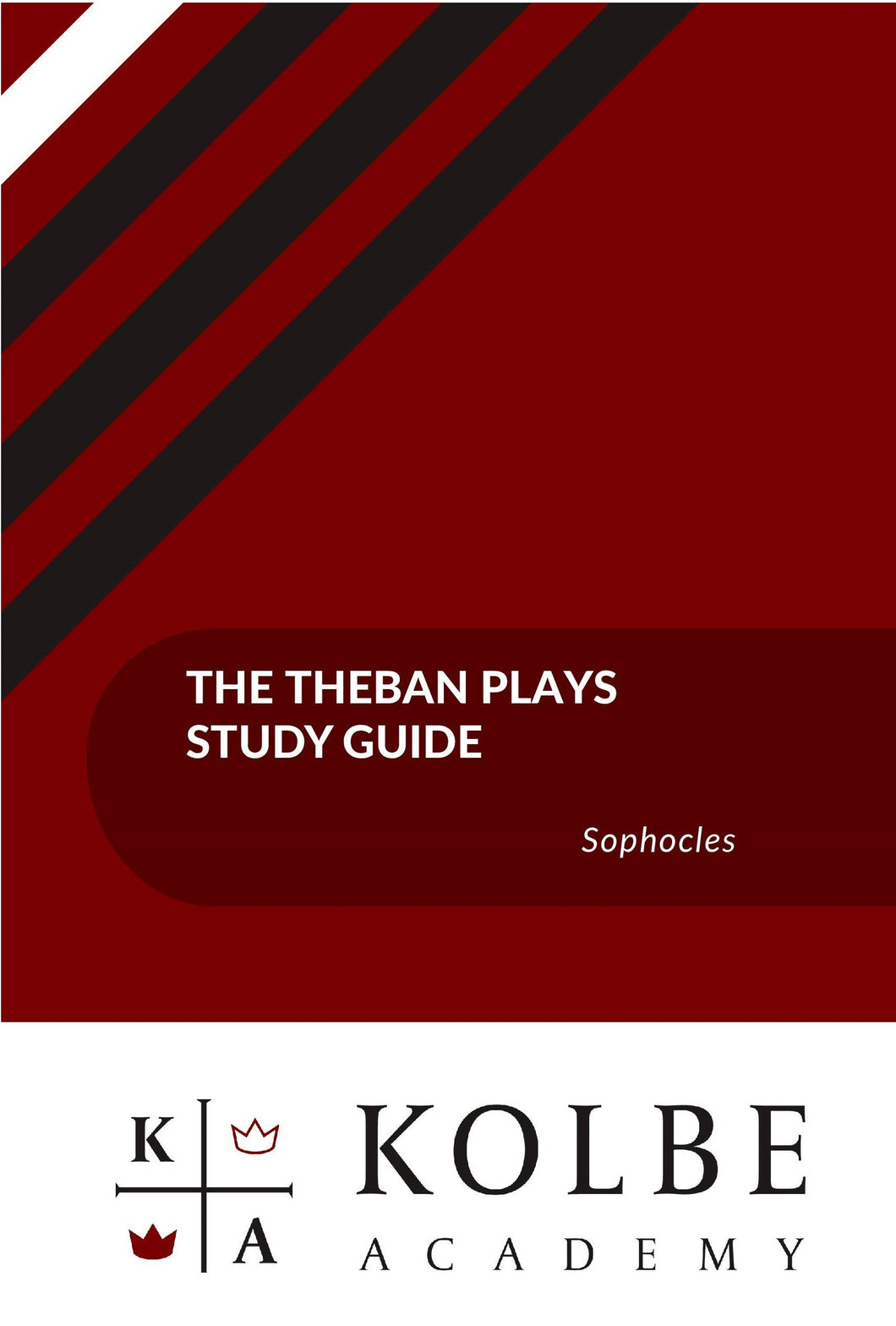 The Theban Plays Study Guide Set