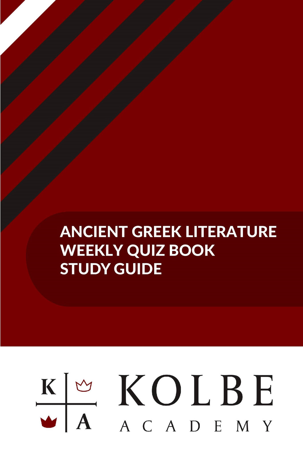 Ancient Greek Literature Quiz Books