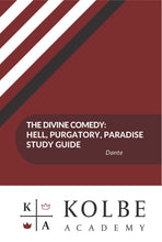 Load image into Gallery viewer, The Divine Comedies Study Guide Set