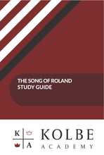 Load image into Gallery viewer, The Song of Roland Study Guides