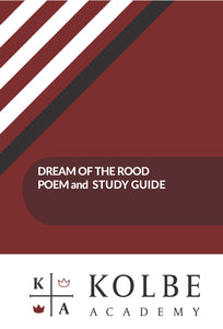Dream of the Rood Poem & Study Guide Set - Digital Delivery Only