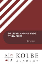 Load image into Gallery viewer, Dr. Jekyll and Mr. Hyde Study Guides