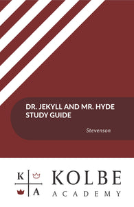 Dr. Jekyll and Mr. Hyde Study Guides