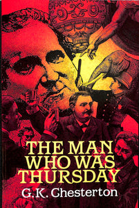 The Man Who Was Thursday Study Guide