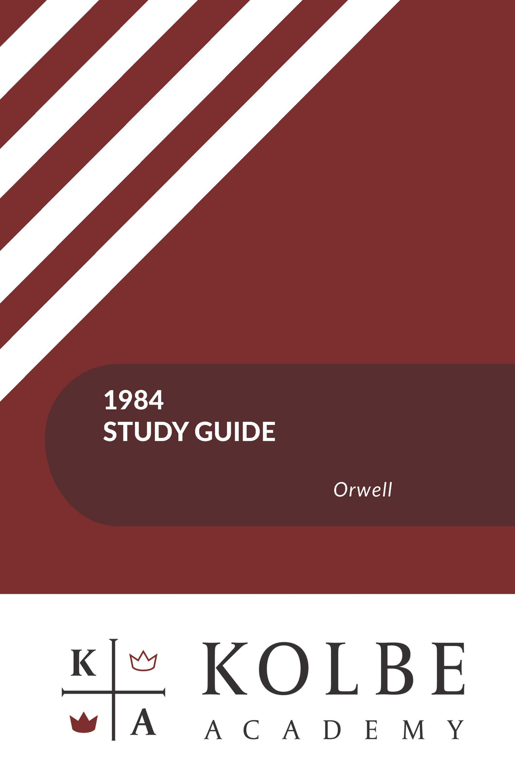 1984 Study Guides
