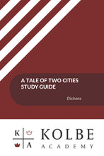 Load image into Gallery viewer, A Tale of Two Cities Study Guide