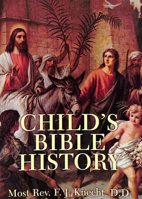 Child's Bible History Textbook