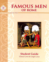 Load image into Gallery viewer, Famous Men Of Rome Student Guide