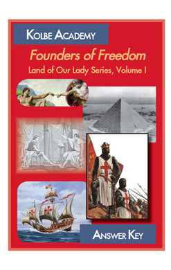 Founders Of Freedom Answer Key