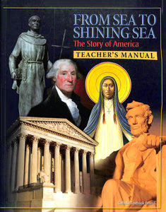 From Sea To Shining Sea Teacher Manual