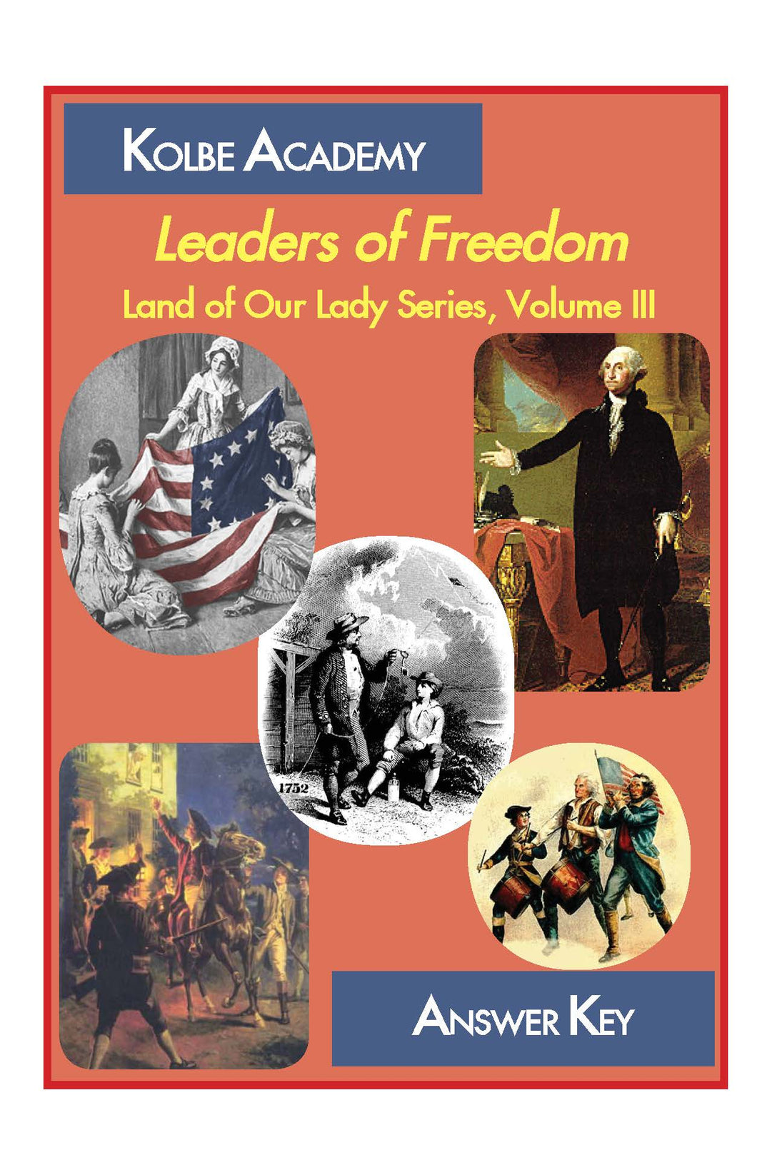 Leaders Of Freedom Answer Key