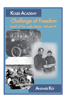 Challenge Of Freedom Answer Key