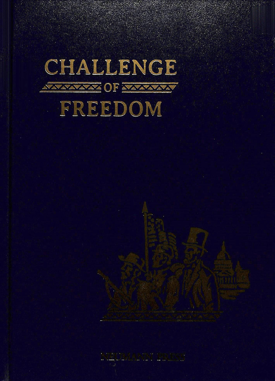 Challenge Of Freedom Textbook