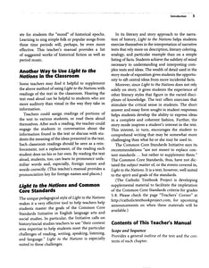 Light to the Nations: Part Two Teacher Manual