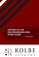 Load image into Gallery viewer, History of the Peloponnesian War Study Guides