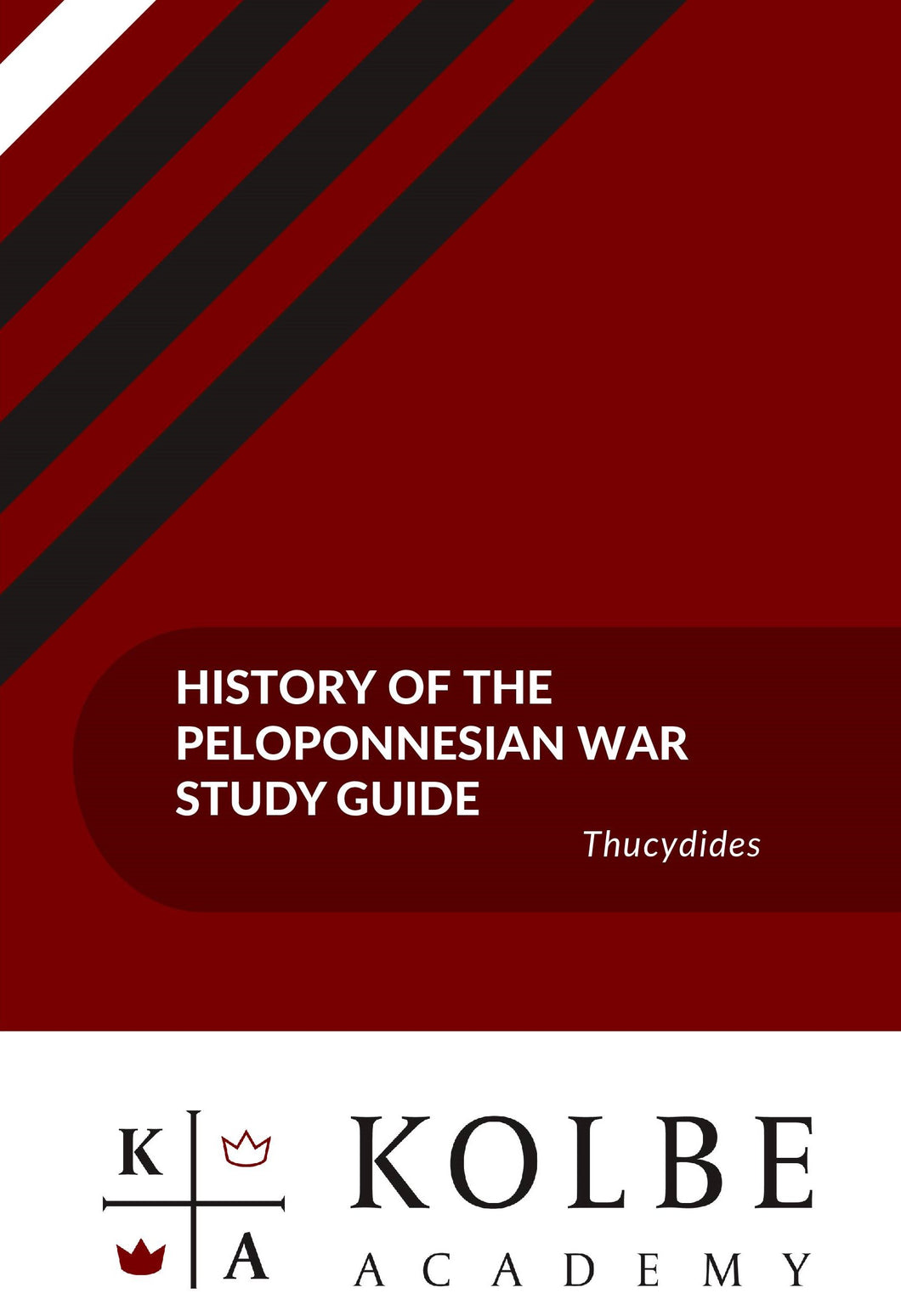 History of the Peloponnesian War Study Guides