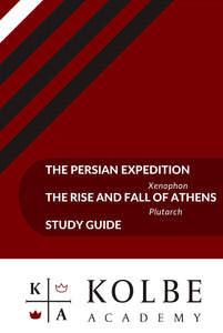 The Persian Expedition & Rise and Fall of Athens Study Guides