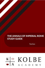 Load image into Gallery viewer, The Annals of Imperial Rome Study Guides