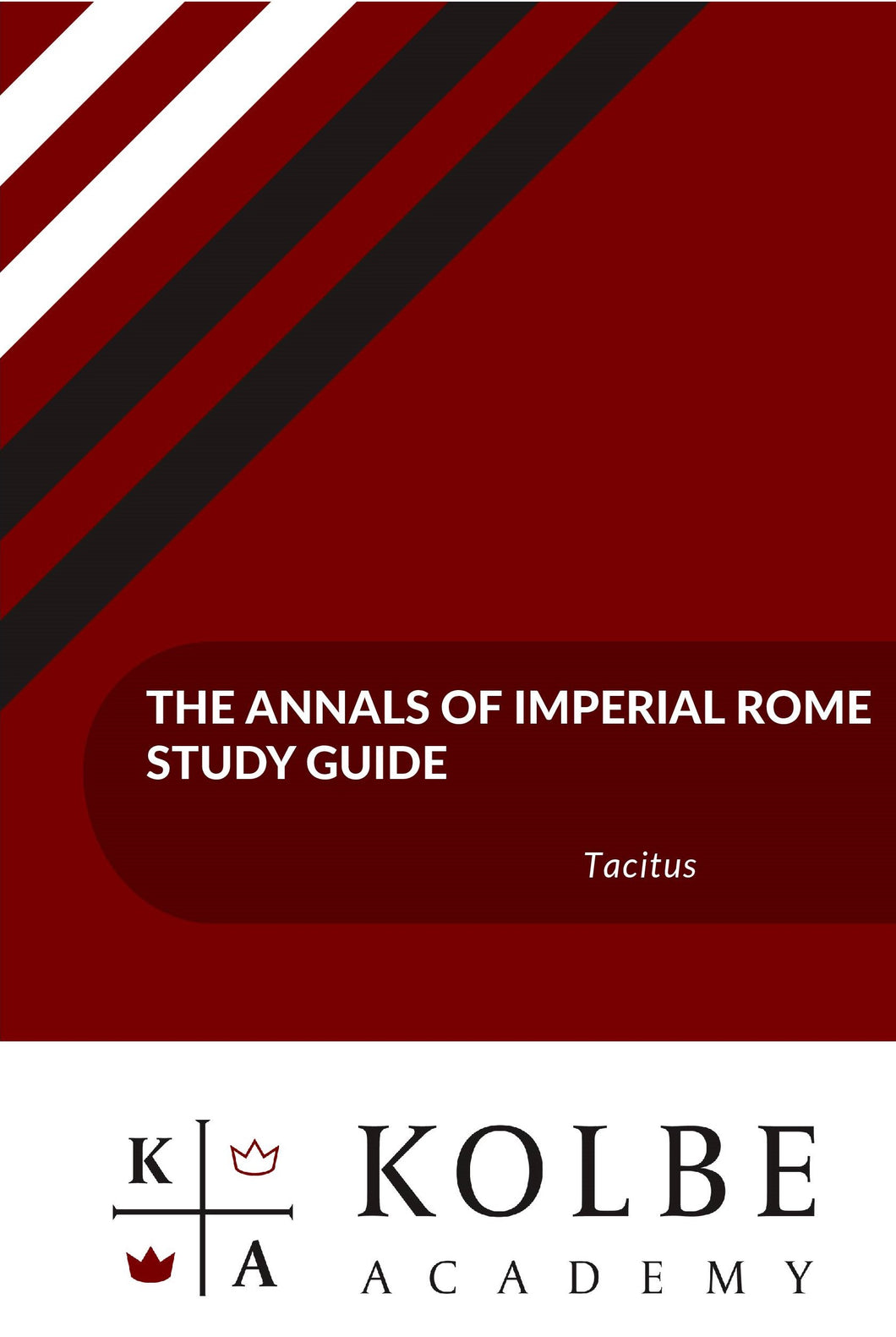 The Annals of Imperial Rome Study Guides