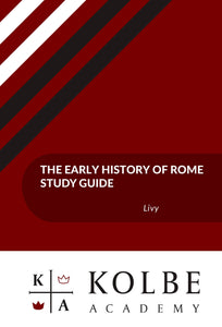 The Early History of Rome Study Guides