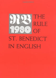The Rule of Saint Benedict in English