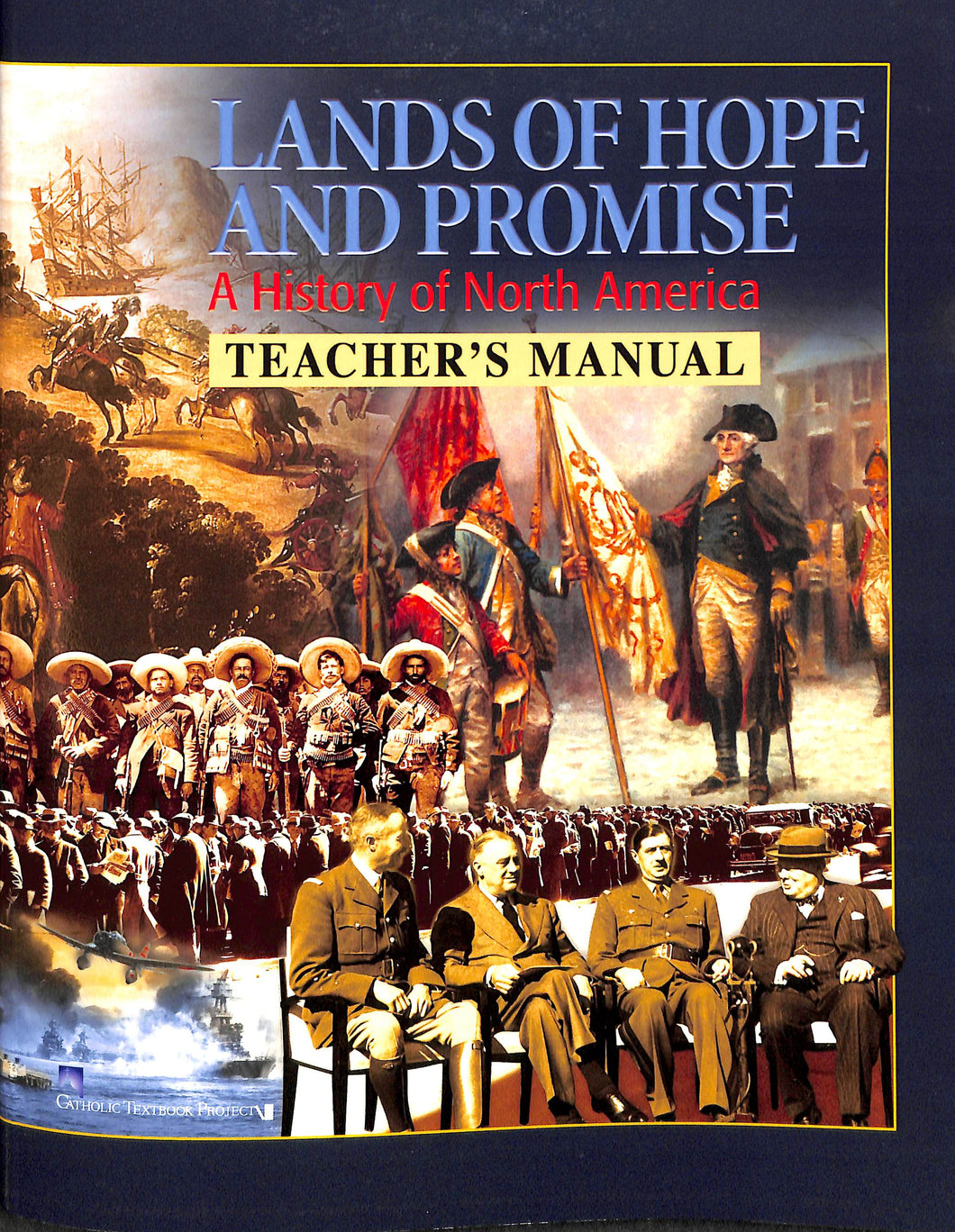 Lands Of Hope And Promise Teacher Manual