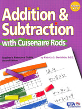 Load image into Gallery viewer, Cuisenaire Addition & Subtraction Teacher Resource Manual