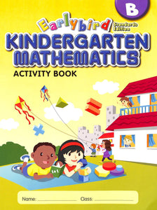 Earlybird Math Activity Book B