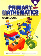 Load image into Gallery viewer, Primary Mathematics Workbook 1A